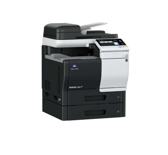 Konica Minolta bizhub c3851 office printer