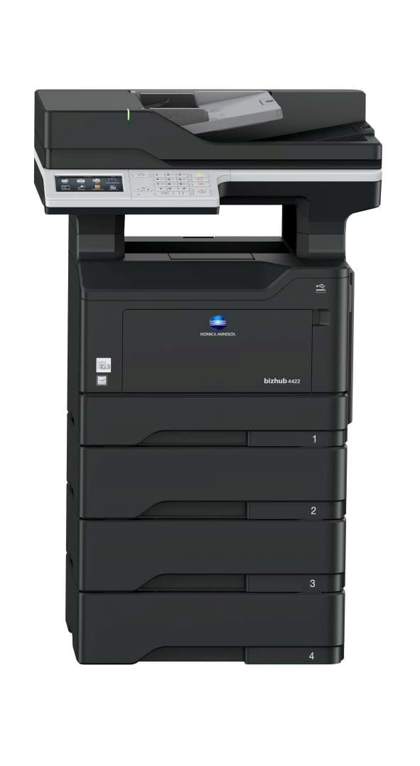 Konica Minolta bizhub 4422 office printer